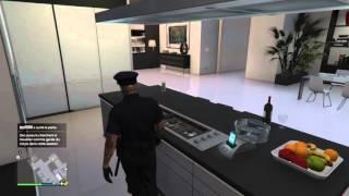 Grand Theft Auto 5 online /ps4/ nouvelle villa de luxe