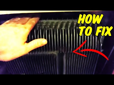 How to fixTruma ultra heater electric not working