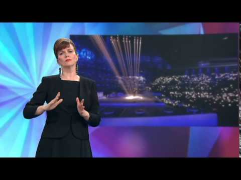 Carl Espen - Silent Storm - (Sign language edition) - Eurovision 2014 - Norway