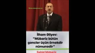 Prezident İlham Əliyevdən SƏRT MESAJ