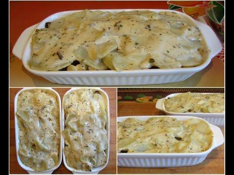 Постные блюда рецепты любимых запеканок с картофелем и