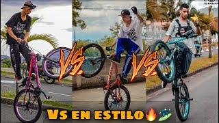 ESCOBAR VS MALDONADO VS MUNERA - GAME OF STUNT STYLEE