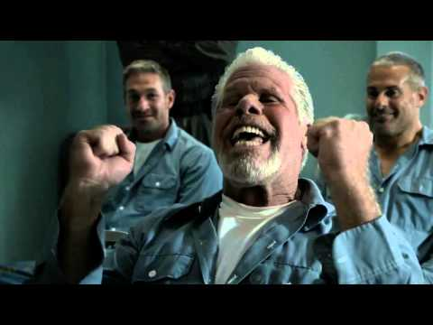 Clay Morrow prison act [Ron Perlman]