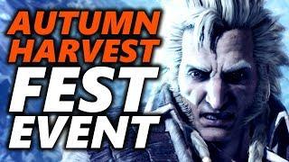 AUTUMN HARVEST FEST EVENT ! USJ, Layered Armor, Extremoth, Kulve - Monster Hunter World