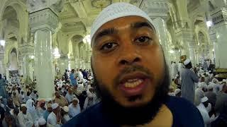 Hajj 2018: Final Jummah at Masjid al Haram (first and only)