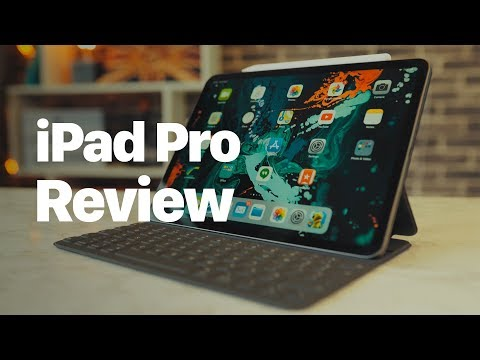 """iPad Pro Review 2018 - in 4K - Is it worth buying? 11"""" Model"""