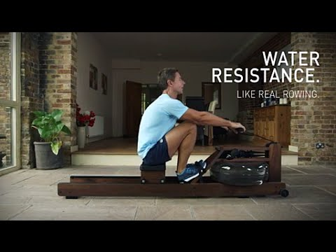 WaterRower Rowing Machine // Club video thumbnail