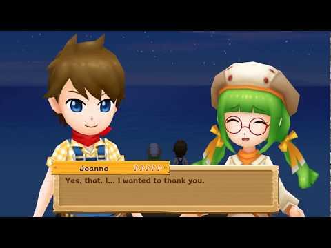 [Harvest Moon Light Of Hope] Jeanne Confession