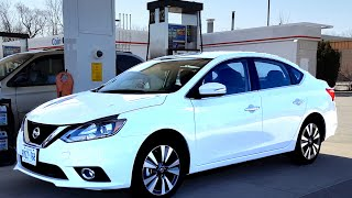 2018 Nissan Sentra - Fuel Economy Review + Fill Up Costs