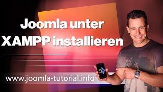 Joomla auf XAMPP installieren (deutsche Anleitung)