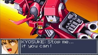Super Robot Wars Original Generation - Alteisen All Attacks