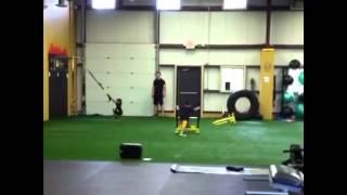 J Petti Training at 6