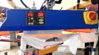 Печать на футболках, автомат. Студия