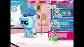 Littlest Pet Shop! Серия 37! Новый зверек! Узнай кто! Игра Магазин домашних животных