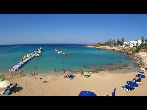 5k video - Cyprus Beach by GoPro Hero 9 5k 5120 x 2880