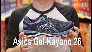 Asics Gel-Kayano 26 Shoe Review