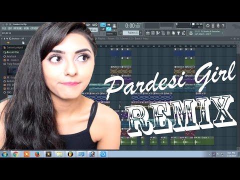 Bikram Paul - Pardesi Girl Remix || MusicMemes ||