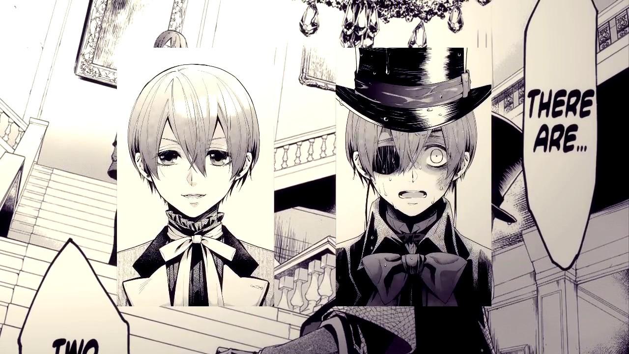[Kuroshitsuji MMV] - Ciel & twin!Ciel - I look in the Mirror; and I try to see myself...