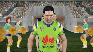 Brisbane Broncos Career S2 - Rugby League Live 4 - PRELIMINARY FINAL
