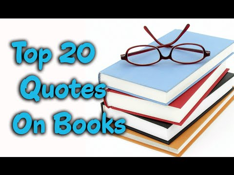Top 20 Most Inspiring Quotes About Books Reading Youtube