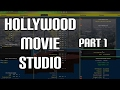 Writing the Screenplay! - Hollywood Movie Studio Part 1