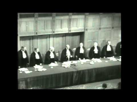 70 ans de la Cour internationale de Justice (CIJ)