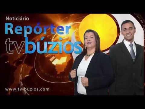 Repórter Tv Búzios - 94ª Edição