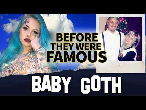 Baby Goth | Before They Were Famous | Bria Bueno Biography