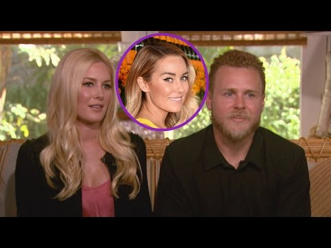 EXCLUSIVE: Heidi Montag and Spencer Pratt NEVER Want to Discuss the Lauren Conrad Sex Tape Rumor …