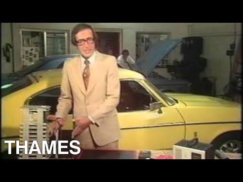 Early Sat Nav - Drive In - 1970's