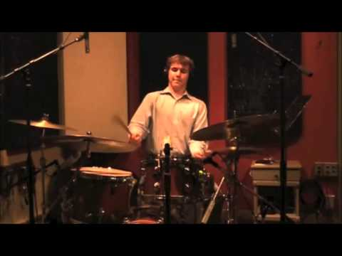 Paul Slater-Drums-GRAMMY Audition 2013