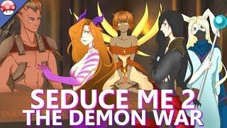 Seduce Me 2: The Demon War Gameplay (PC HD)