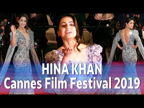 Watch: Hina Khan of Kasautii Zindagii Kay Sizzles At Cannes Red Carpet