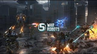 [Ивент] Стрим игры War Robots с Vortex [WR][07.05.2019] - live stream