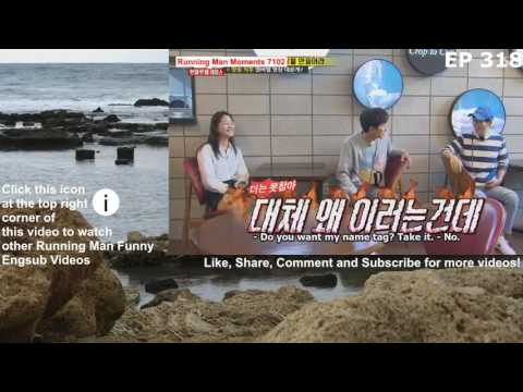 Funny Yoomes Bond Steal Lee Kwang Soo Shoe While He On A Date With Celebrity