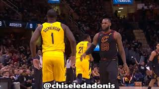 NBA Playoffs Round 1 Game 1 Highlight Commentary 4/15/18