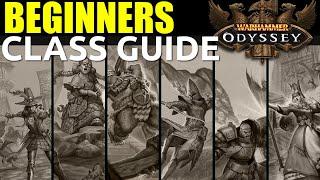 Good Warhammer: Odyssey Alternatives