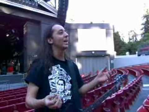 System of a Down - Souls 2004 Backstage
