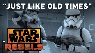 Just Like Old Times - Stealth Strike Preview | Star Wars Rebels