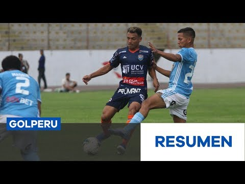 Cesar Vallejo Sporting Cristal Goals And Highlights