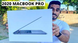 2020 13-inch MacBook Pro! Unboxing Apple's 2020 MacBook Pro 13