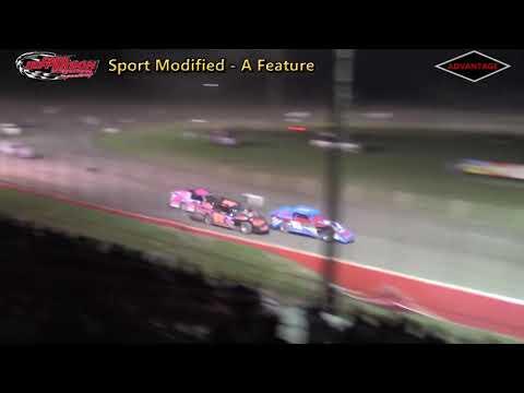 Sport Modified Feature - Park Jefferson Speedway 4/28/18