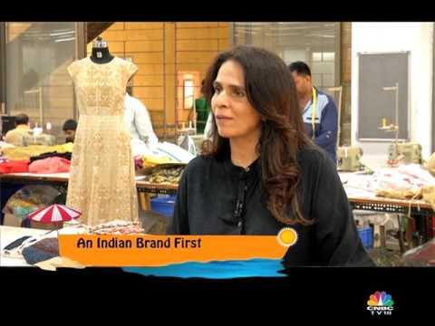 Building House Of Anita Dongre- Weekender, CNBC-TV18