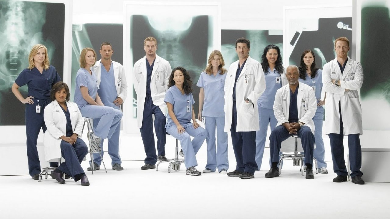 Greys Anatomy Staffel