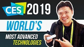 BEST of CES 2019 - Including Ledger Nano X, 8K Displays and Robots