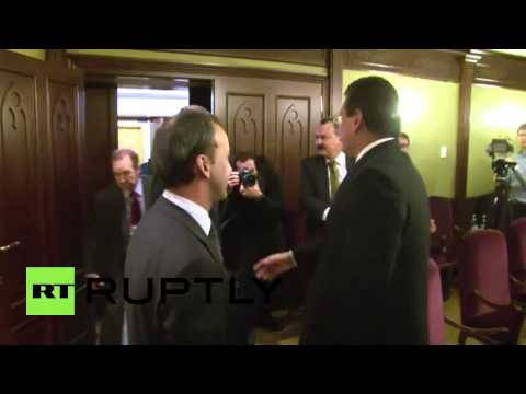 Russia: Gazprom's Miller confirms 'Turkish Stream' project to EU's Sefcovic