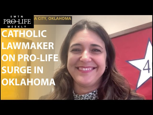 Catholic Congresswoman Stephanie Bice on Pro-Life Surge in Oklahoma