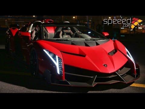 لمبرجيني فينينو – Lamborghini Veneno Roadster In Abu Dhabi