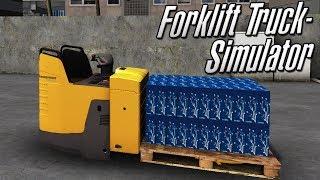 Forklift Truck Simulator 2014 - Simulador de Empilhadeira