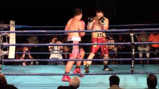 China Zhang Zhilei vs Rodney Hernandez, Rds 1-3
